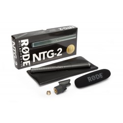 RODE - NTG-2 Shotgun Microphone