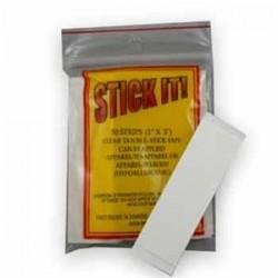 """Dirt Worx Schmere - Stick It! Strips (1"""" x 3"""" 50-Pack)"""