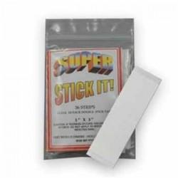 """Dirt Worx Schmere - Super Stick It! Strips (1"""" x 3"""" 36-Pack)"""