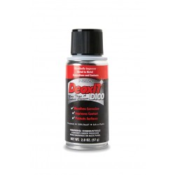 DeoxIT - D100S-2 Contact Cleaner - 100% Spray - 2 oz