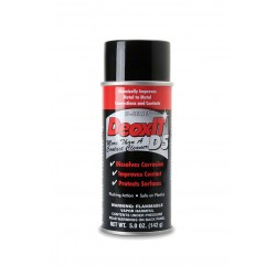 DeoxIT - D5S-6 Contact Cleaner - 5% Spray - 5 oz
