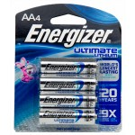 Energizer - AA Ultimate Lithium Batteries (4-pack)