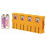 iPower - IP9V520 rechargeable Lithium 9V