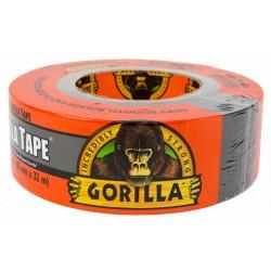 "Gorilla Tape - (Black / 1.88"" x 35 yds)"