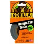 "Gorilla Tape - To Go (Black / 1"" x 10 yds)"
