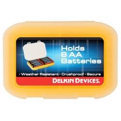 Delkin - AA Battery Tote