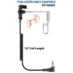 Tactical Eargadgets - FOX EARPIECE (EP1089XC)