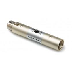 HOSA - GMS-274 Power Switch (XLR3F to XLR3M)