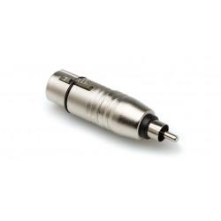 HOSA - GXR-134 Adaptor (XLR3F to RCA)