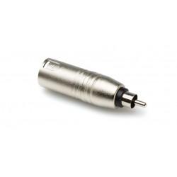 HOSA - GXR-135 Adaptor (XLR3M to RCA)