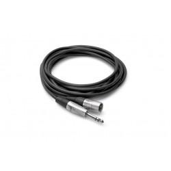 "HOSA - HSX-003 Pro Balanced Interconnect (REAN 1/4"" TRS to XLR3M / 3 ft)"