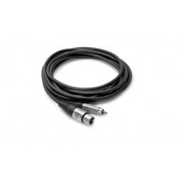 HOSA - HXR-003 Pro Unbalanced Interconnect (REAN XLR3F to RCA / 3 ft)
