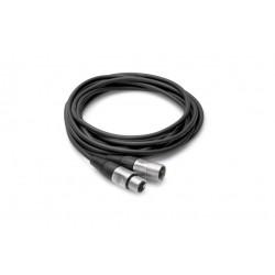 HOSA - HXX-015 Pro Balanced Interconnect  (REAN XLR3F to XLR3M / 15 ft)