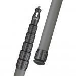 K-Tek - KP12 - KlassicPro 12' - Graphite, 6 Section, Uncabled, Boom Pole