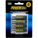 Powerex - Rechargeable AA NiMH Batteries (4-pack)