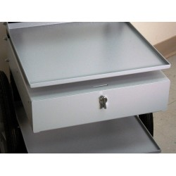 PSC - Euro Cart Locking Drawer