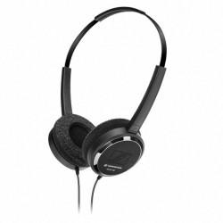 Sennheiser - HP 02 Lightweight Headphones