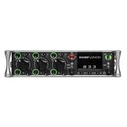Sound Devices - 833 - Portable Compact Mixer / Recorder