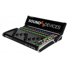 Sound Devices - CL-16 Linear Fader Control Surface for 8 Series