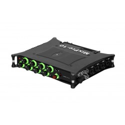 Sound Devices - Mix Pre-10 II - 8 Preamp, 12 Track, 32-Bit Float Audio Recorder