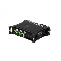 Sound Devices - Mix Pre-3 II - 3 Preamp, 5 Track, 32-Bit Float Audio Recorder