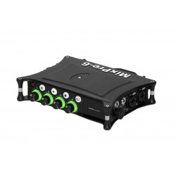 Sound Devices - Mix Pre-6 II - 4 Preamp, 8 Track, 32-Bit Float Audio Recorder