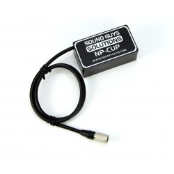Sound Guys Solutions (SGS) - HRS-NPCUP w/Cable