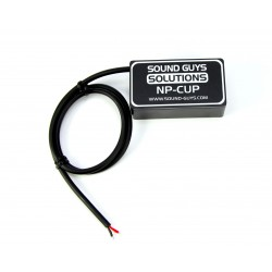 Sound Guys Solutions (SGS) - NPCUP-TINNED w/cable