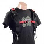 Versa-Flex - HS1-S Nylon Harness (Small w/Wide Strap)
