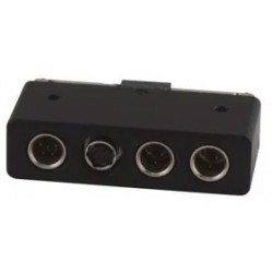 Wisycom - BPA42PTT Stand Alone Rear Panel