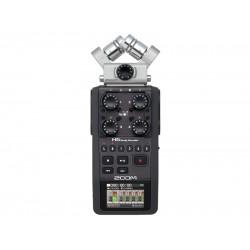 Zoom - H6 Handy Recorder (6-track)
