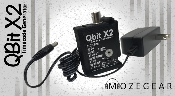 Mozegear Qbitx2