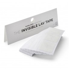 Bubblebee Industries - Invisible Lav Tape (120 pieces)