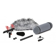 DPA - 4017B-R Shotgun with Rycote Kit