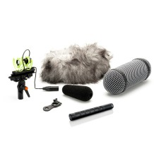 DPA - 4017C-R Short Shotgun with Rycote Kit