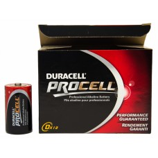 Duracell - Procell D batteries (12-pack)