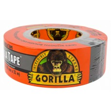 "Gorilla Tape - (Black / 1.88"" x 35 yds)"