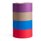 MicroGaffer - Multicolor Pocket Size Gaffer's Tape (4-pack)