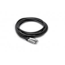 HOSA - HRR-010 Pro Unbalanced Interconnect (REAN RCA to RCA / 10 ft)