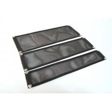 Muga - Snap On Rack Panels - Mesh Fabric