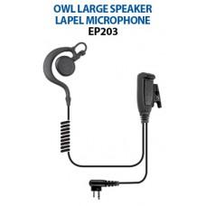 Tactical Eargadgets - OWL SURVEILLANCE KIT (EP203)