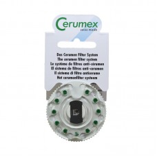 Phonak - Earwig Invisity Cerumex Waxguard Filters (11-pack) Green