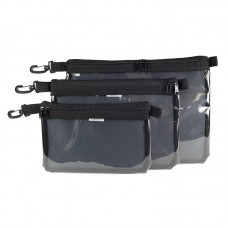 Versa-Flex - Clear-Front Utility Pouch (Medium)