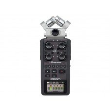 Zoom - H6 Handy Recorder (6-track)